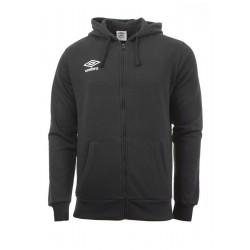 Chaqueta fleece hoodie